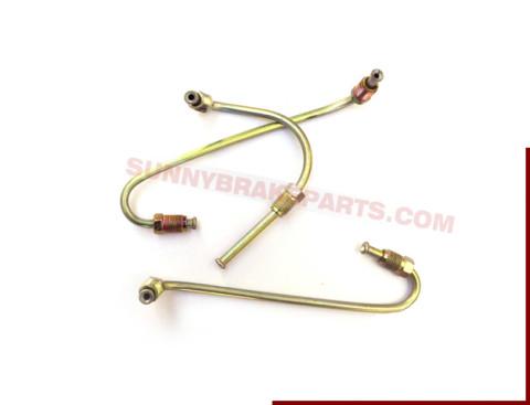ss transfer brake tubes