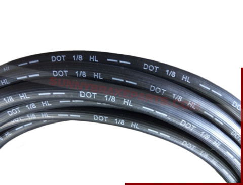 rubber brake hose