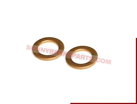 Brake Hose Copper Washers