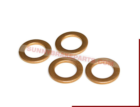 Copper Washers for Brake Lines