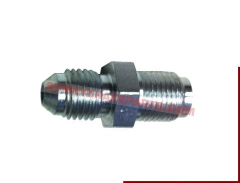 Brake Fitting Adapters 3AN Male to Male Inverted Flare