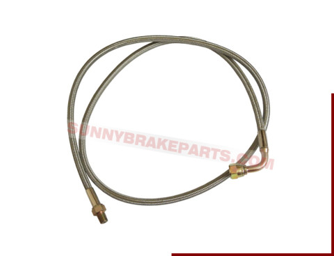 Custom Stainless Steel Brake Lines