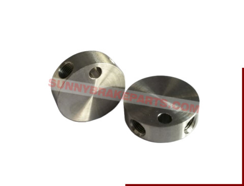 Stainless Steel 4 Way T Fittings